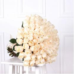 """Букет из 101 розы """"Мондиаль"""""""