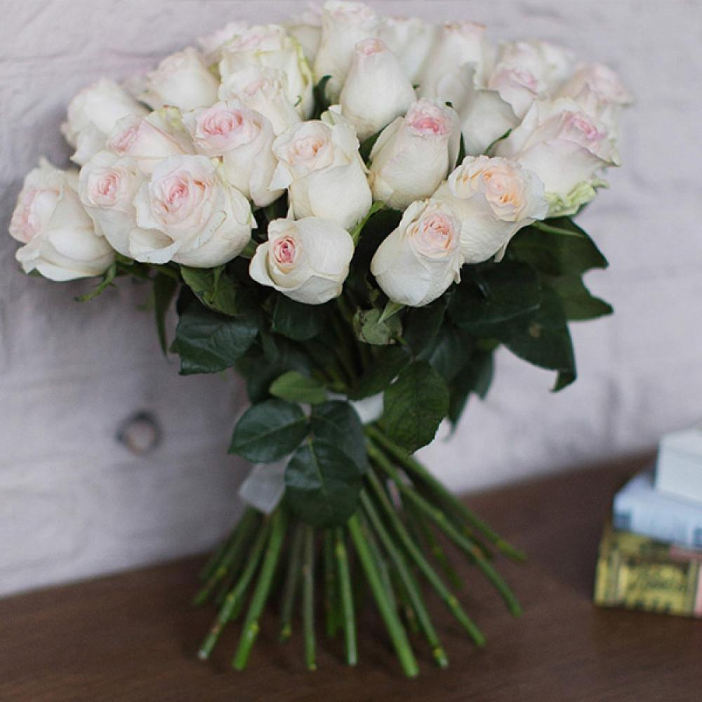 """Букет из 51 розы """"Сеньорита"""""""