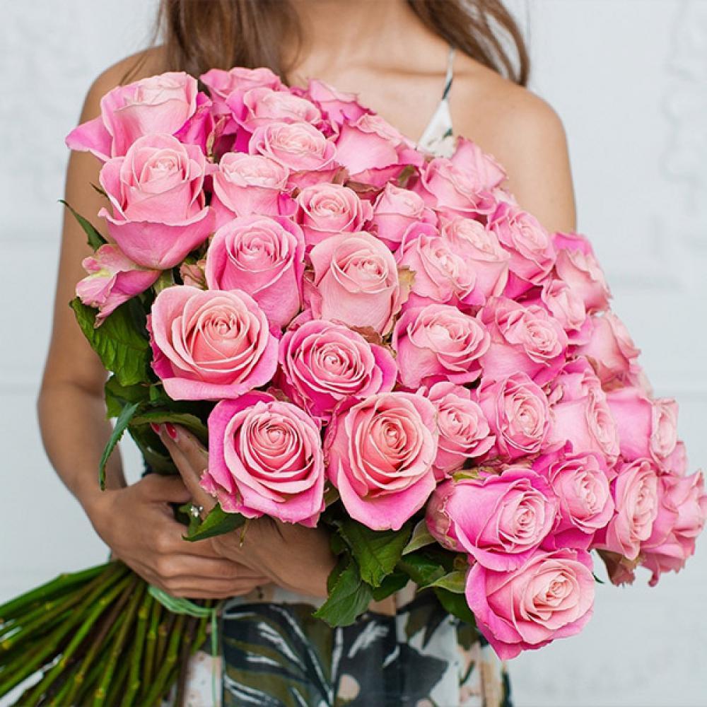 """Букет из 51 розы """"Хермоза"""""""