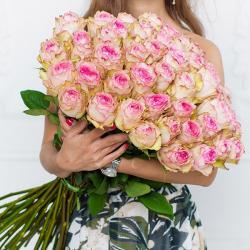 """Букет из 51 розы """"Эспиранс"""""""